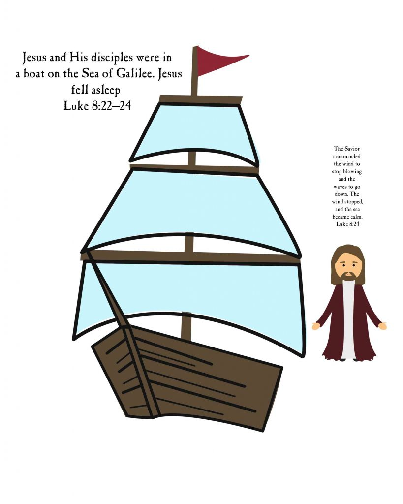 Jesus Calms the Storm Sermon
