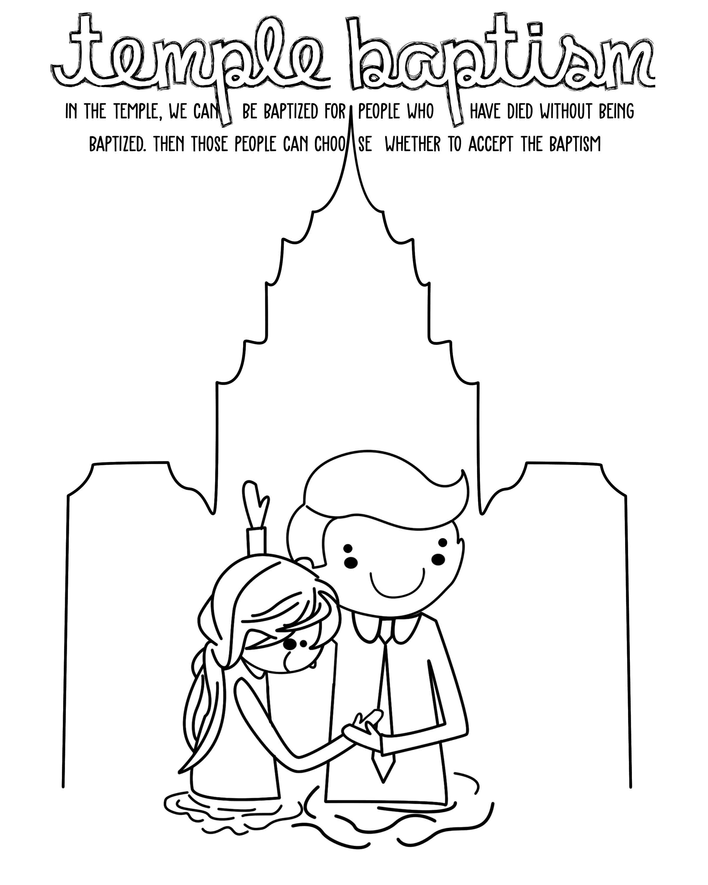 Bible Story Coloring Pages: Winter 2019-2020 - Illustrated Ministry | 3000x2400