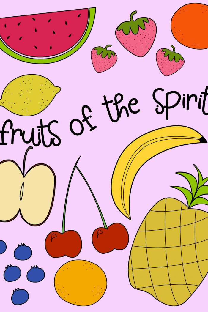 """""""Walk in the Spirit""""-September 23–29 Galatians- Sunday School and Primary Lesson Ideas"""