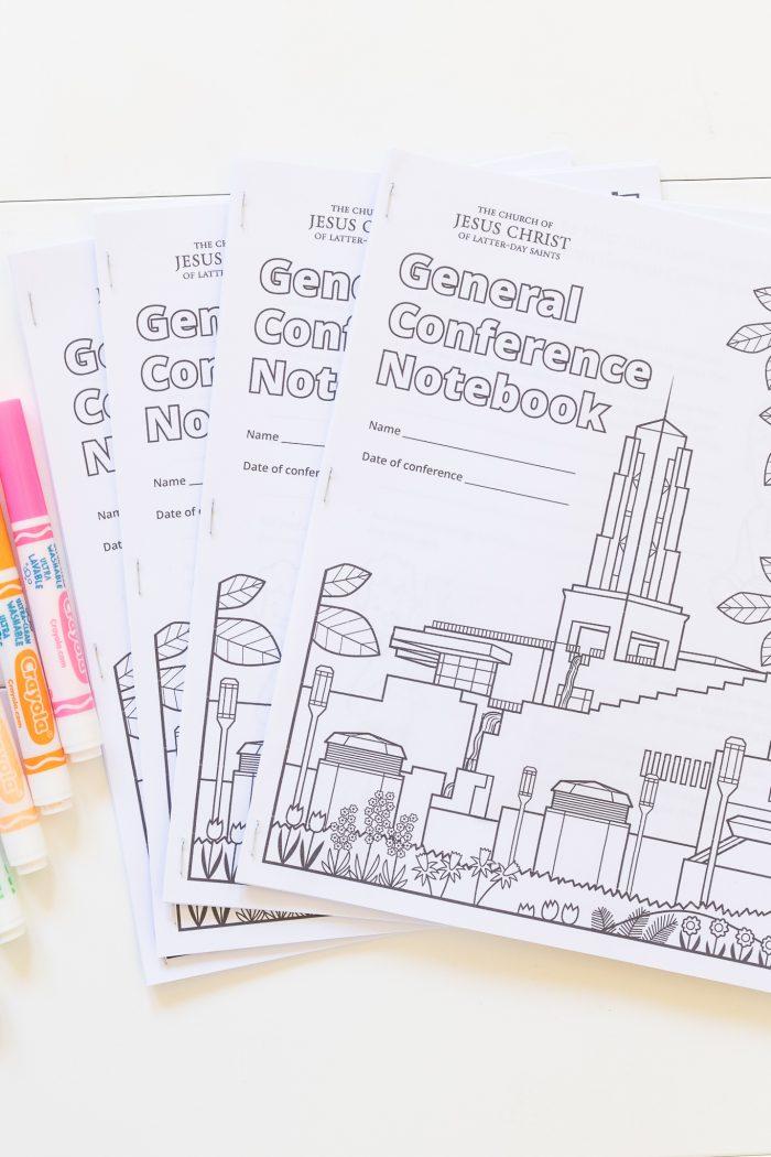 General Conference Printables October 2019