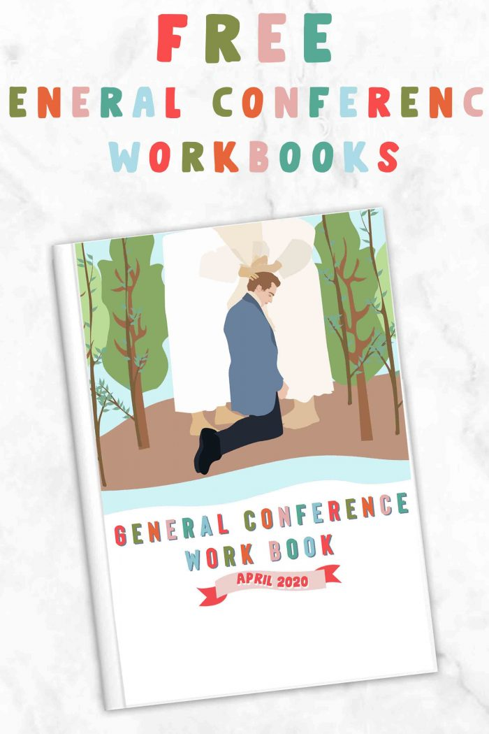 General Conference Workbook For Kids April 2020